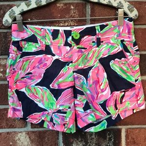 LILLY PULITZER Callahan Shorts in In the Vias